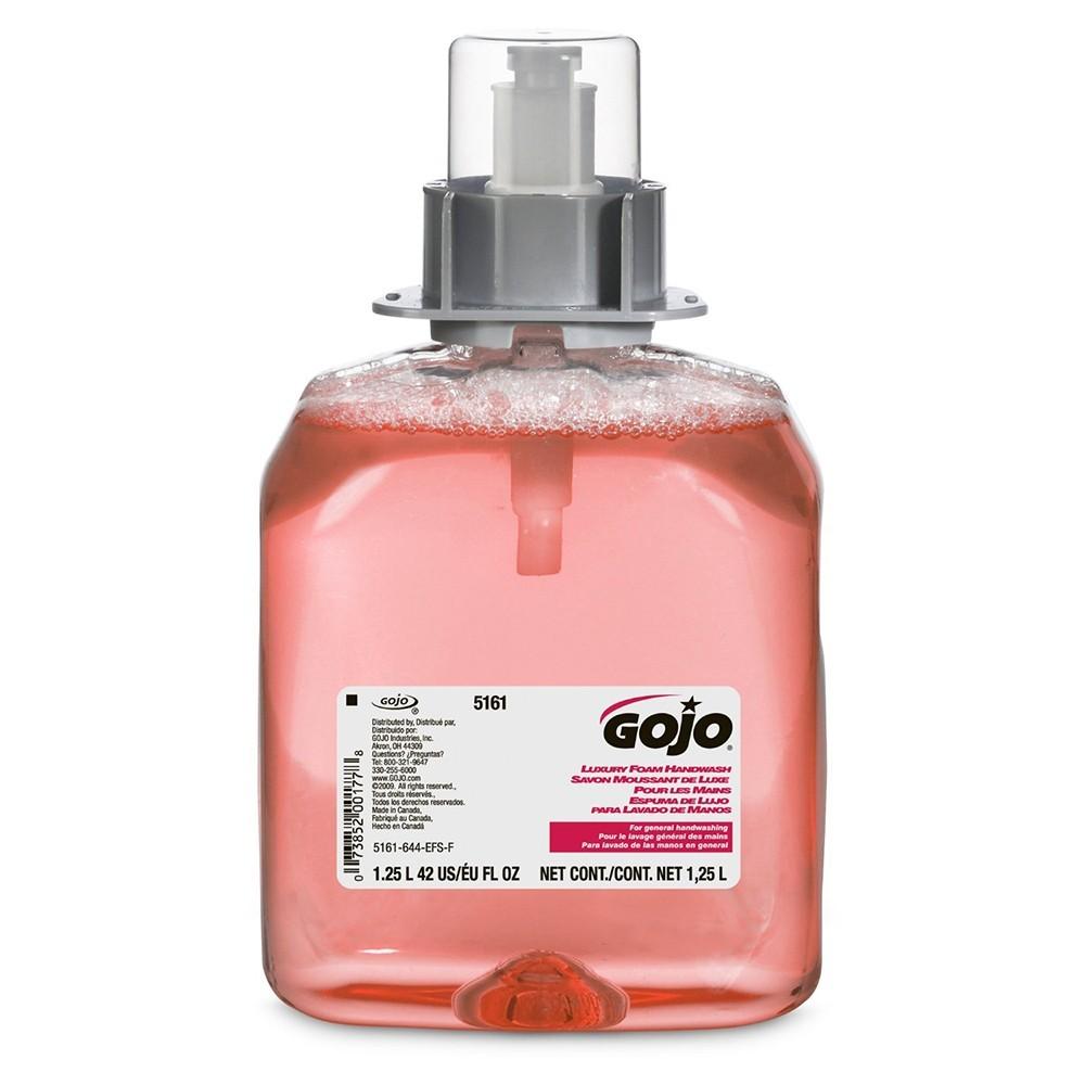Gojo® 5162-03 Antibacterial Handwash 1.25 L - 3 units