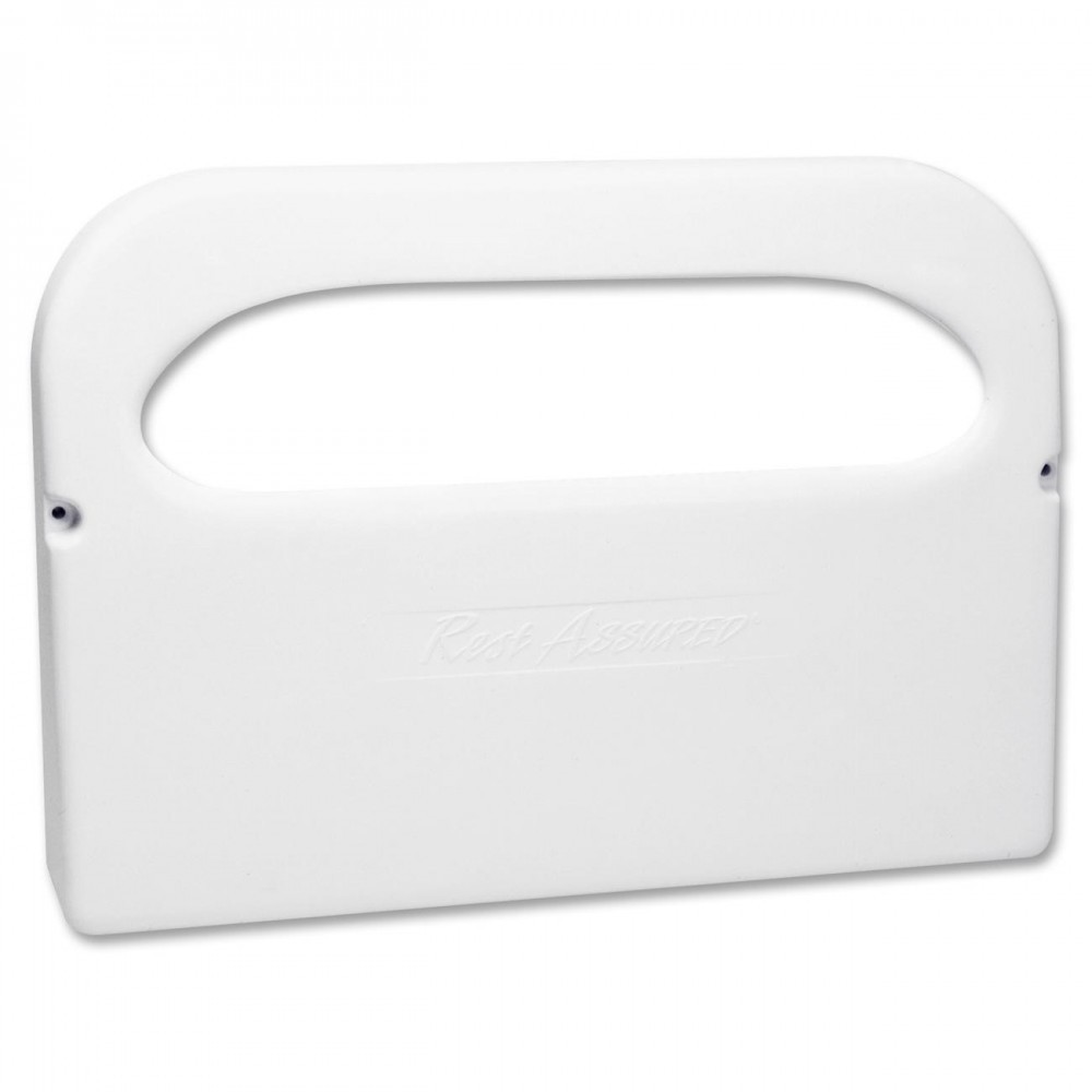 "TOTALPACK® 5.3 x 17.3 x 12"" Half-Fold Toilet Seat Cover Dispenser 1 Unit"