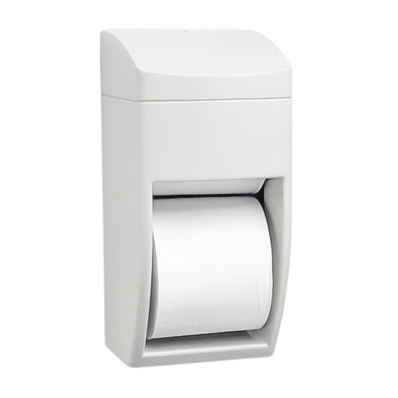 TOTALPACK® Double Bath Tissue Dispenser