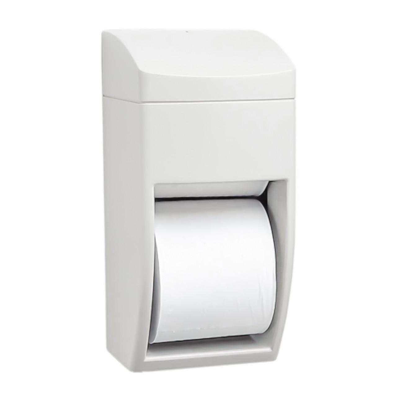 TOTALPACK® Double Bath Tissue Dispenser