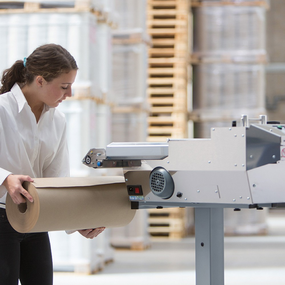 """Easypack® Packmaster™ Pro """"Paper Packaging System"""" - Free Rental with the Purchase of Kraft, Butcher Paper*"""