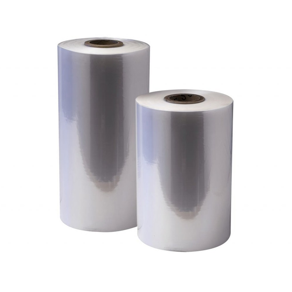 "TOTALPACK® 18"" x 6875' 1.75 Mil Shrink Film Vented, 1 Unit"