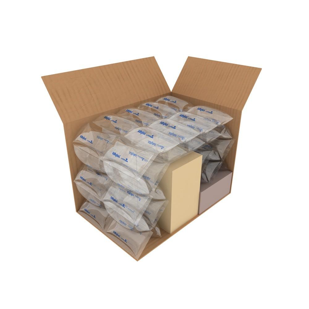 """Pregis® 8 x 6"""" 2600' Air Cushions 1 Roll"""