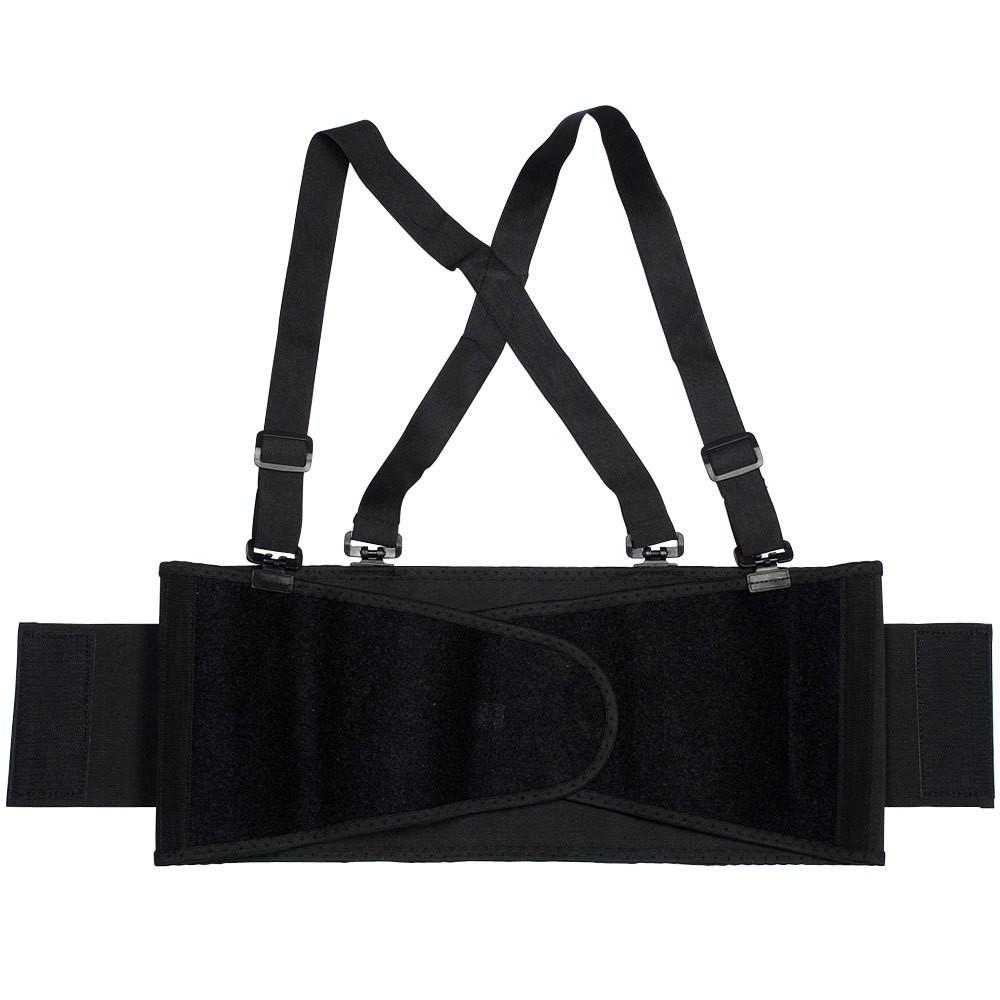 TOTALPACK® Economy Back Support Belt with Suspender