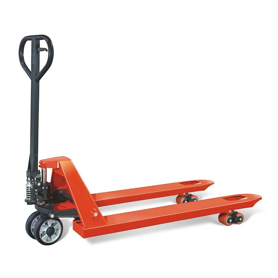 "LiftMax By TOTALPACK Pallet Jack 27"" X 48"" 5500 lb. Capacity Regular"
