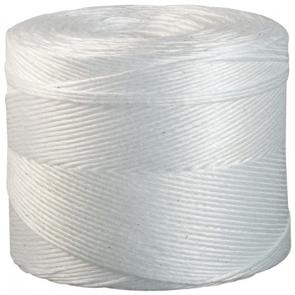 TOTALPACK® 1-Ply, 450 lb, White Polypropylene Tying Twine