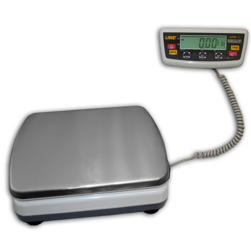 UWE® Digital Scale 350 lbs. - Legal For Trade 1 Unit