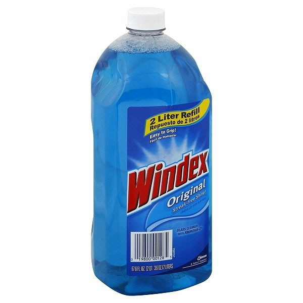Windex Glass Cleaner 1 Gallon - 4 Units