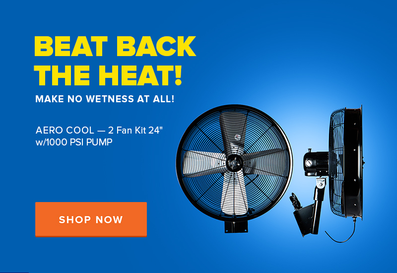 Beat Back the Heat!