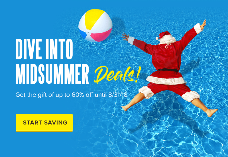 Dive Into Midsummer Deals