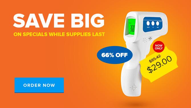 Save Big on Specials