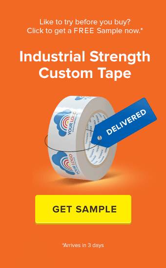 Industrial Strength Custom Tape Delivered