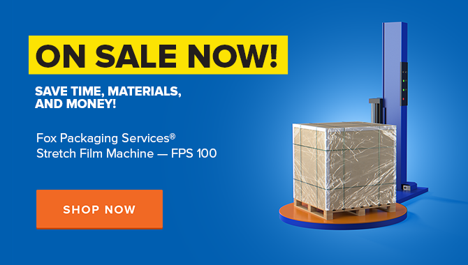 On Sale Now! Save Time, Materials, and Money!