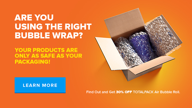 Are You Using the Right Bubble Wrap?
