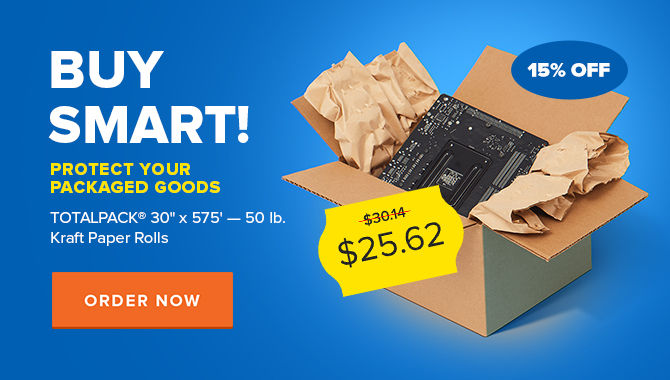 Buy Smart! Protect Your Packaged Goods